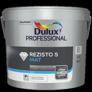DuluxProfessional_Rezisto5_white_9L